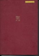 Petit Classeur Format A4 - 14 Onglets Pour Classement Timbres , Par Ex. Faciale , Blocs , Feuilles , Etc ... --  15/284 - Albums Pour Feuilles Complètes