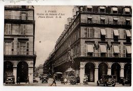 75 - PARIS . STATUE DE JEANNE D´ARC PLACE DE RIVOLI - Réf. N°15535 - - Statues