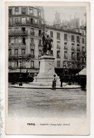 75 - PARIS . CHAPPE . TÉLÉGRAPHE AÉRIEN - Réf. N°15537 - - Statues