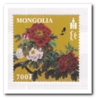 Mongolië 2009, Postfris MNH, Flowers - Mongolië
