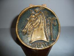 Vide Poche Sculpture En Bronze De Max Le Verrier - Bronzes