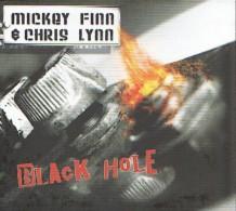 Mickey FINN & Chris LYNN - Black Hole - CD - SIAMESE DOGS RECORDS - ROCK BLUES - Rock
