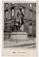 75 - PARIS . CLAUDE BERNARD - Réf. N°15539 - - Statues