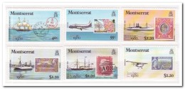 Montserrat 1980, Postfris MNH, Stamp On Stamp - Montserrat