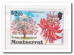 Montserrat 1980, Postfris MNH, Flowers, Trees - Montserrat