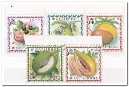Montserrat 1999, Postfris MNH, Fruit - Montserrat