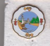 PIN'S ASSIETTE QUIMPER - Markennamen