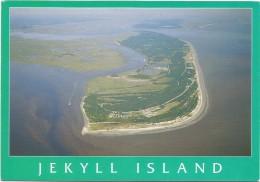 R117 Georgia - Jekyll Island - Aerial View Vue Aerienne Vista Aerea / Non Viaggiata - United States