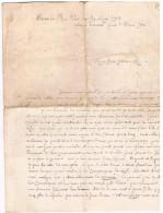 LETTRE 2 PAGES 4 FACES ECRITES   1913 D UN SOLDAT VIET NAM POSTE DE PHU THO PLEINE BROUSSE ...VIET - Documents Historiques