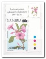 Namibië 2000, Postfris MNH, Flowers - Namibië (1990- ...)
