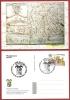 ITALIA REP. 2010 -  Cartolina Istituzione Provincia Di Fermo Con Francobollo Regione Marche MNH ** - Fermo