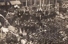 Saint-Avold - Place De La Victoire - Carte Photo - 14 Juillet 1919 (?) - Saint-Avold