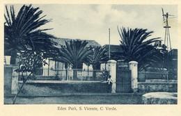 CABO VERDE, SÃO VICENTE, Eden Park, 2 Scans - Cap Vert