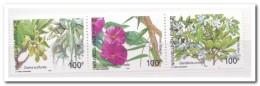 Nieuw Caledonië 2004, Postfris MNH, Flowers - Nieuw-Caledonië