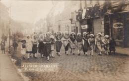 Saint-Avold - Défilé Jeunesse Lorraine - 21 Novembre 1918 - Carte Photo - Saint-Avold