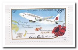Nieuw Caledonië 1993, Postfris MNH, Airplane, Flowers - Nieuw-Caledonië