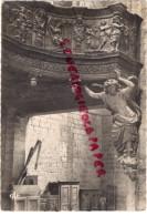 43 - LA CHAISE DIEU - L' EGLISE  LE BUFFET D' ORGUES - CARIATIDE DROITE - La Chaise Dieu