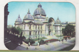 Romanian Small Calendar - 1968 CEC Bank - Calendrier , Roumanie - Petit Format : 1961-70