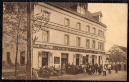 "MEIGEMHEIDE - ALSEMBERG - Pension De Famille "" AU REPOS DES CHASSEURS "" - Beersel"