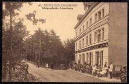 "MEIGEMHEIDE - ALSEMBERG - Pension De Famille "" AU REPOS DES CHASSEURS "" BIERE WIELEMANS - Beersel"