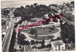 44 - SAINT NAZAIRE - LE JARDIN DES PLANTES   VUE AERIENNE LAPIE N° 5 - Saint Nazaire