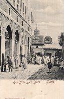 V3710 Tunis - Rue Sidi Ben Ziad - Tunisie