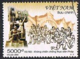 Vietnam 2005 Thang Long Ha Noi 5000d Good/fine Used - Viêt-Nam