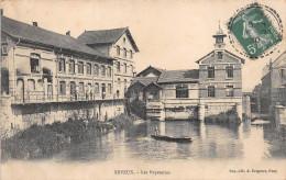 Seveux Canton Fresne Papeterie - Frankrijk