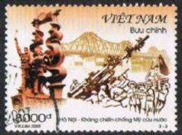 Vietnam 2005 Thang Long Ha Noi 8000d Good/fine Used - Viêt-Nam