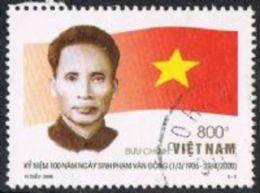 Vietnam 2006 Pham Van Dong 800d Good/fine Used - Viêt-Nam