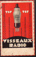 (TSF) Catalogue Dépliant TSF VISSEAUX RADIO  1933 (PPP11007) - Andere