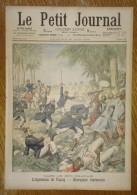 Le Petit Journal 14/06/1903 - Sud Oranais L'agression De Figuig (Maroc) - Edmond Rostand à L'académie Française - Newspapers