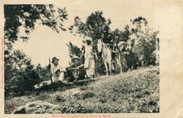 ETHIOPIE(HARRAR) TYPE DE VOYAGEUR - Ethiopie