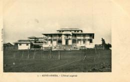 ETHIOPIE(ADDIS ABBEBA) HOTEL IMPERIAL - Ethiopie