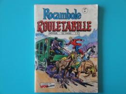 Rocambole  Et Rouletabille  N° 28   Mon  Journal   Aventures Et Voyages Petit Format     Bon Etat - Mon Journal