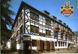 Kobern Gondorf  - Restaurant Mosella Tanzburg E.Dö 1 - Otros