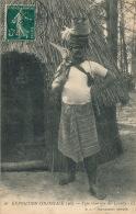 ETHNIQUES ET CULTURES - OCEANIE - EXPOSITION COLONIALE 1907- Type Guerrier Des Loyalty - Océanie
