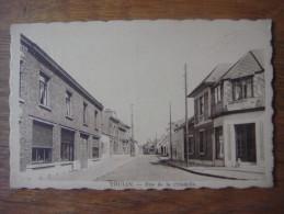 THULIN ( HENSIES ) Rue De La Citadelle ( Rare - Non Vue Sur Le Site Delcampe ) - Hensies