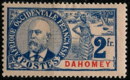 Dahomey (1906) N 31 * (charniere)