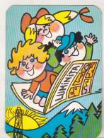 Romanian Small Calendar - Luminita Magazine 1974 (2) - Calendarios