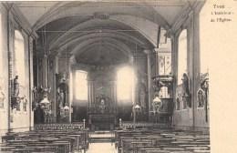Yvoir - L'intérieur De L'Eglise - Yvoir
