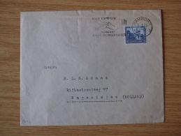 03.01.1933, BELEG Mit EINZELFRANKATUR Von NOTHILFE Nr. 477 Mit STEMPEL Von HAMBURG LUFTPOST BEFÖRDERT BRIEFE, ZEITUNGEN - Cartas