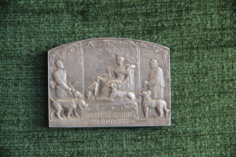 Chasse  - Médaille Société Canine Du Sud Est - Exposition De LYON -1924 - 2ème Prix, Sign&ea - Professionnels / De Société