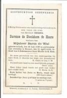 A9. Eugenia  BARONES De STOCKHEM De HEERS   -  °LUIK 1797  / + BRUSSEL 1883 - Images Religieuses