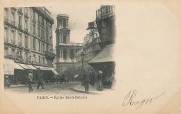 PARIS - VIème Arrondissement - Eglise Saint Sulpice - Arrondissement: 06