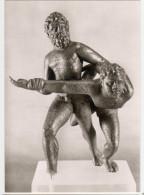 Köln - Römisch - Germanisches Museum - Pankration ( Alkampf Gruppe ) Bronze - Koeln