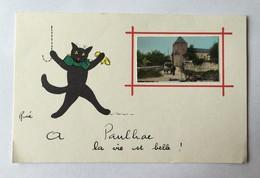 PAULHAC La Vie Est Belle ! Illustrateur René - France