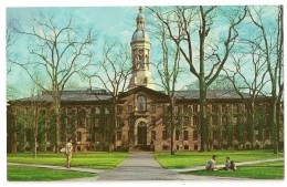 S4790 - 329 - Nassau Hall, Princeton University - Princeton - Etats-Unis