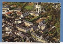 41  BLOIS  VUE AERIENNE   LYCEE SAINTE MARE  TRES BON ETAT 2 SCANS - Blois