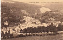 Yvoir  - Sur-Meuse - Le Centre Avec La Vallée Du Bocq - 1931 - Yvoir